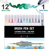 Stationery Island Brush Pen – Wasserfarben...
