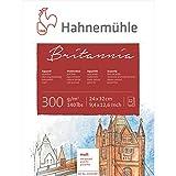 Hahnemühle 10628980 Zeichenblocks und Skizzenbücher Aquarellblock 24 x 32 cm...
