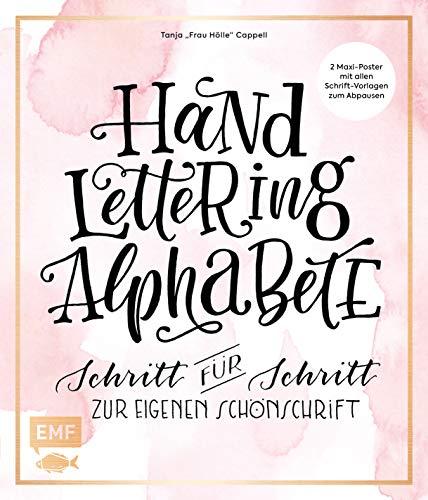 Handlettering Alphabete: Schritt für Schritt zur eigenen Schönschrift – 2...