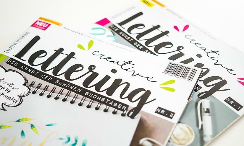 Creative Lettering Zeitschriften