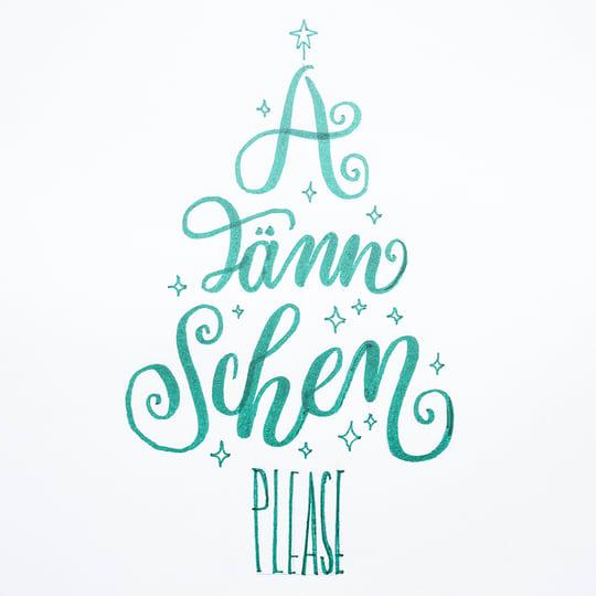 Schriftzug Frohe Weihnachten Zum Ausdrucken.Handlettering Weihnachten Grüße Schriftarten Vorlagen Und Mehr
