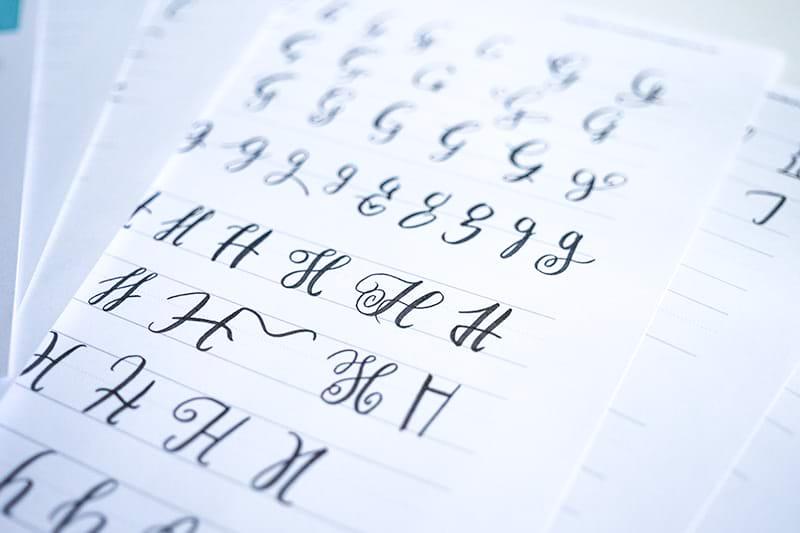 Tuha Buchstaben