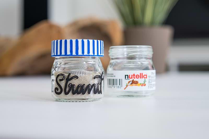 Nutella Gläser