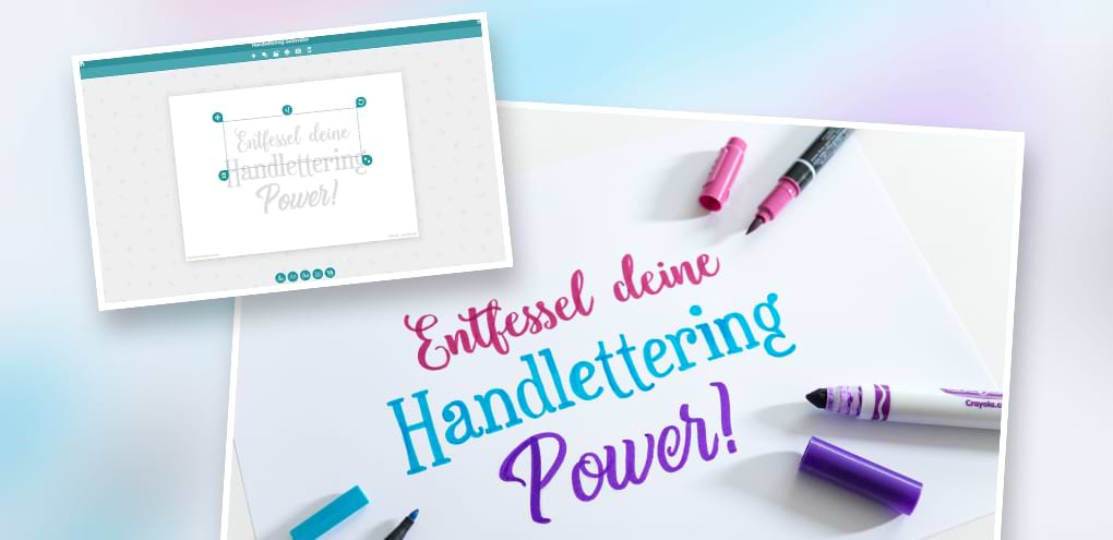 Handlettering Generator