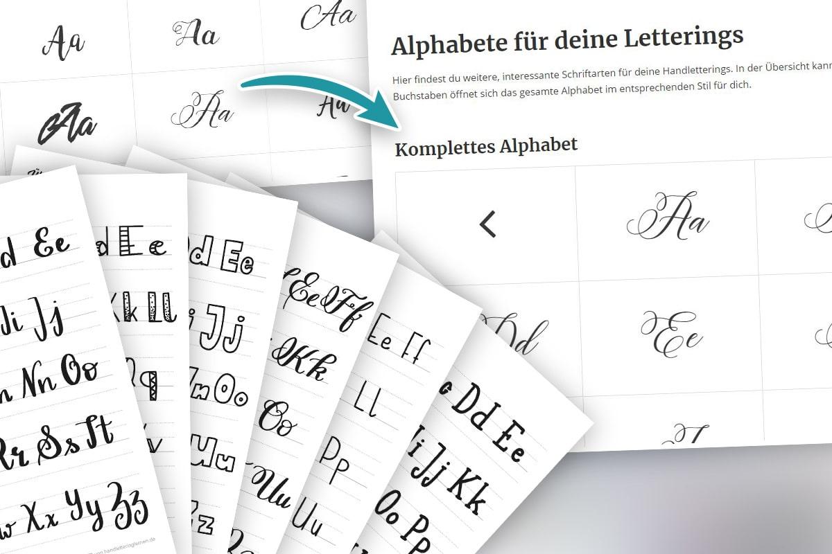 Massig Buchstaben