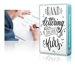 Produkt Handlettering Online Kurs