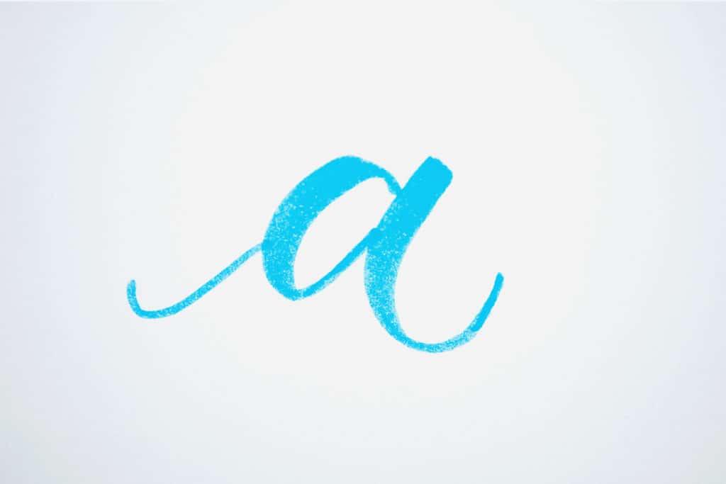Buchstabe lettern