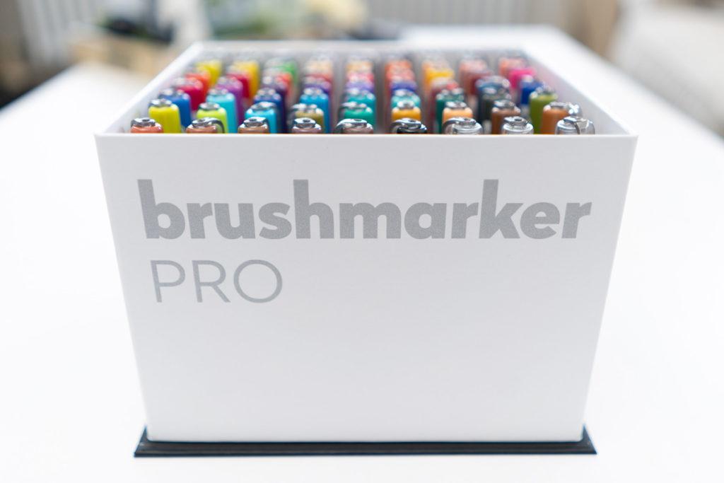Karin Brushmarker Pro Megabox
