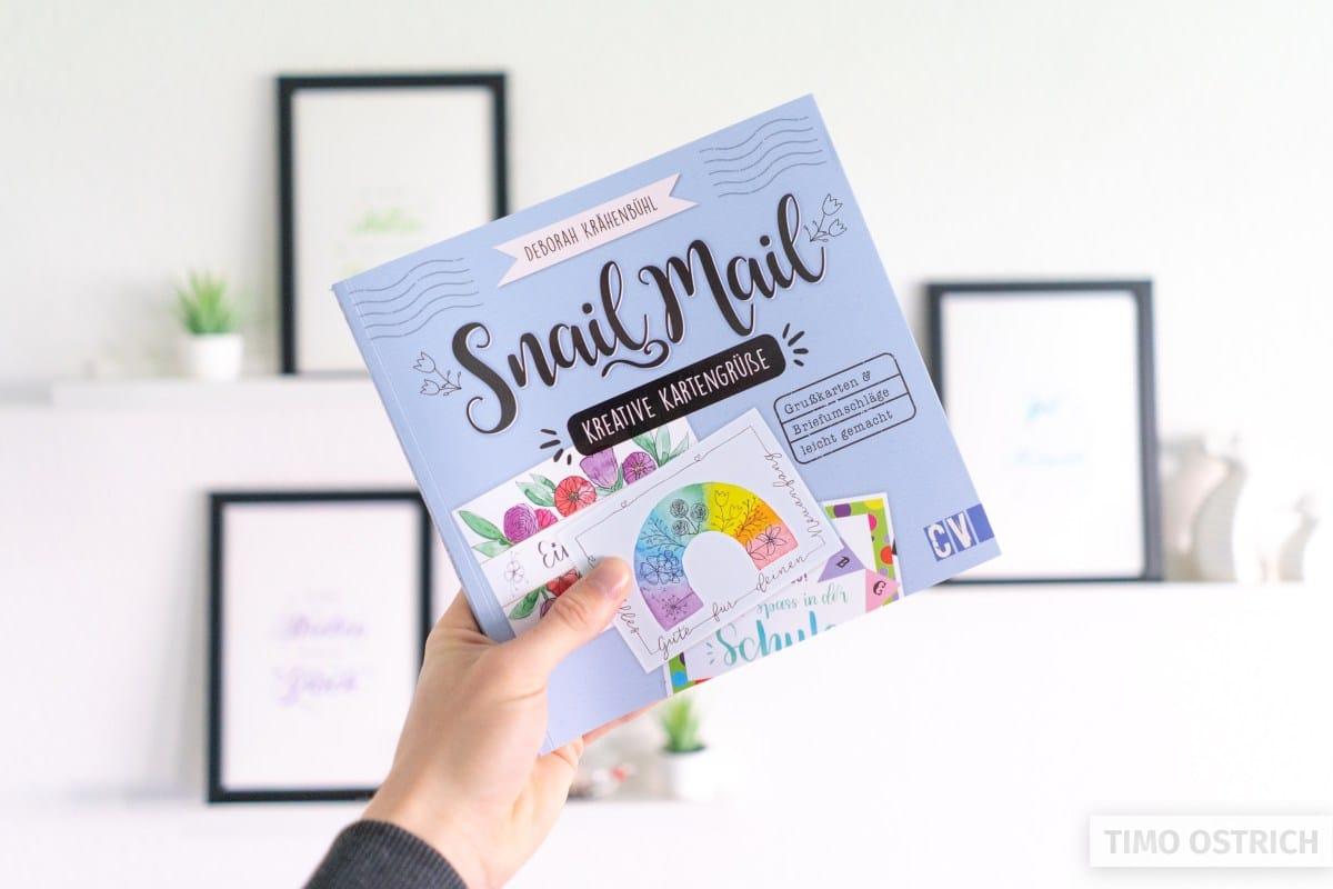 Snail Mail Kreative Kartengrüße