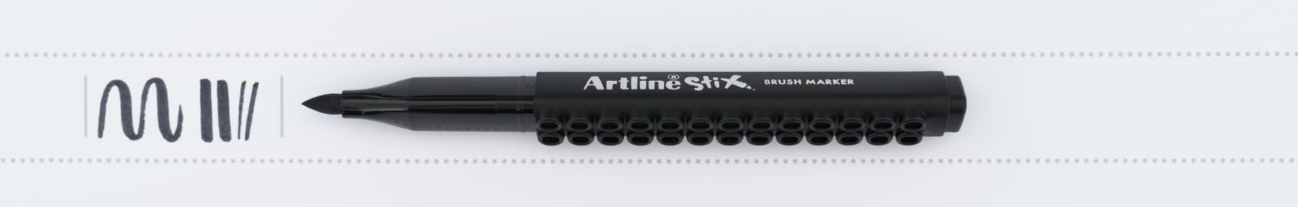 Artline Stix schwarz